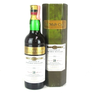 Benrinnes 1981 Douglas Laing 19 Year Old Single Sherry Cask