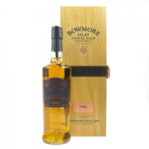 Bowmore 1981 28 Year Old