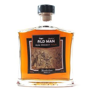 Old Man Rum Project Four