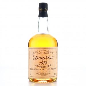 Longrow 1973 First Distillation - Last Cask