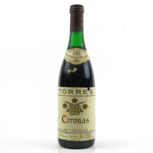 "Torres ""Coronas"" 1986 Penedès"
