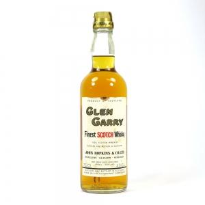 Glen Garry Finest Scotch Whisky 1980s Front