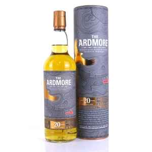 Ardmore 1996 Bourbon and Islay Cask 20 Year Old