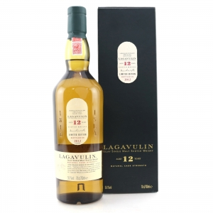 Lagavulin 12 Year Old Cask Strength 2012 Release