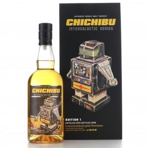 Chichibu 2012 Single Ex-Peated Bourbon Cask #2112 / Intergalactic Edition 1