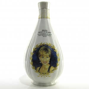 Wedgwood 30 Year Old Blended Scotch / Princess Diana Memorial 1997