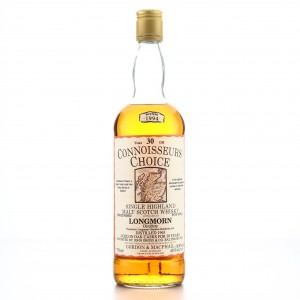 Longmorn 1963 Gordon and MacPhail 30 Year Old 75cl / US Import