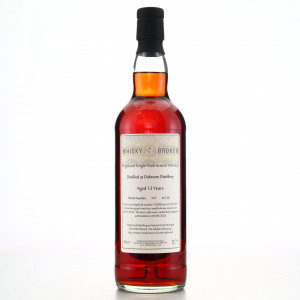 Dalmore 2007 Whisky Broker 13 Year Old