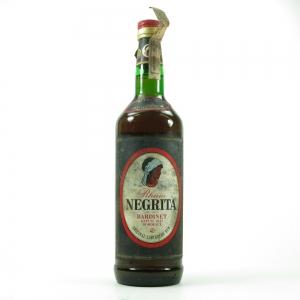 Negrita Bardinet Original Caribbean Rum 1960s