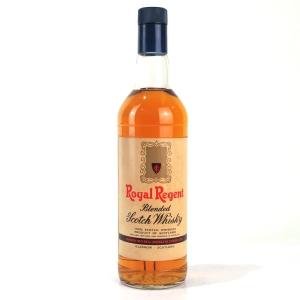 Royal Regent Scotch Whisky 1980s