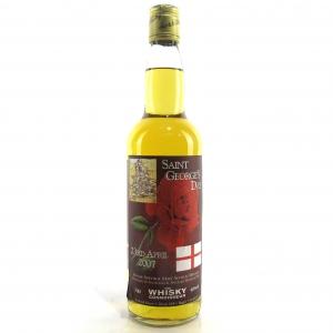 Speyside Single Malt The Whisky Connoisseur / Saint George's Day 2007
