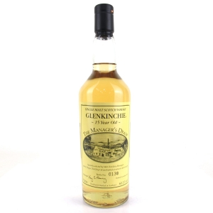 Glenkinchie 15 Year Old Manager's Dram 2010