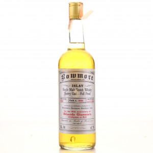 Bowmore 1969 Single Cask #6635 for Edoardo Giaccone / Fecchio & Frassa Import