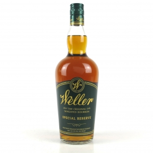 W L Weller Special Reserve 90 Proof