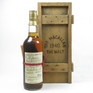 Macallan 1940