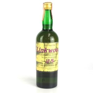 Linkwood 25 Year Old Sestante Single Cask / Brick Label