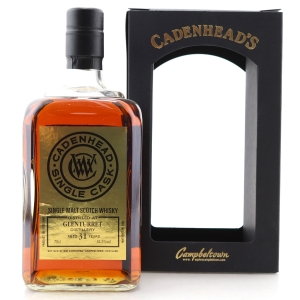 Glenturret 1986 Cadenhead's 31 Year Old