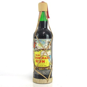 E.H. Keeling and Son Old Demarara Rum 1960s