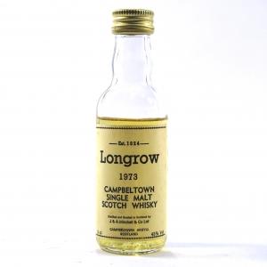 Longrow 1973 Miniature 5cl