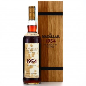 Macallan 1954 Fine and Rare 47 Year Old