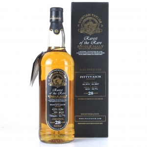 Pittyvaich 1979 Duncan Taylor 28 Year Old 75cl / US Import
