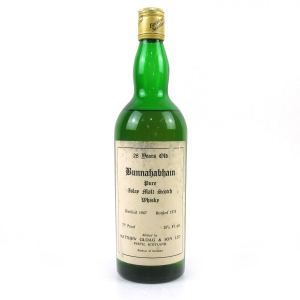Bunnahabhain 1947 Single Cask 28 Year Old