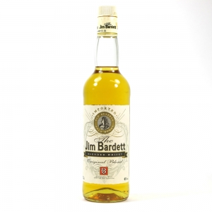 The Jim Bardett Blended Whisky Front