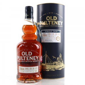 Old Pulteney 2004 Single Sherry Cask #128 / TWE
