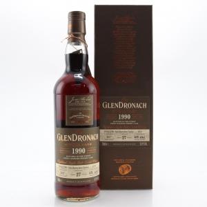 Glendronach 1990 Single Cask 27 Year Old #1014