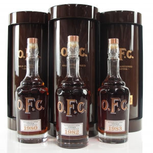 Buffalo Trace OFC Collection Including 1980 / 1982 / 1983
