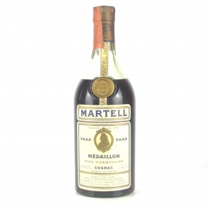 Martell Medallion VSOP Cognac 1960s