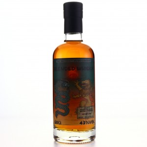 Scottish and Japanese Blended Whisky 21 year Old That Boutique-y Whisky Company Batch #1