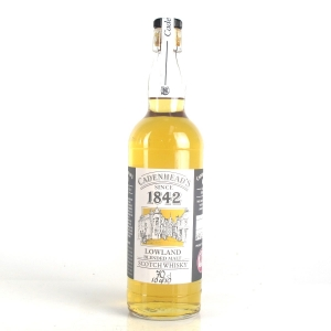 Cadenhead's Lowland Blended Malt / Only 10 Bottles