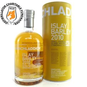 Bruichladdich 2010 Islay Barley - Islay Defibrillator Challenge