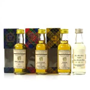 Highland Miniature Selection x 4