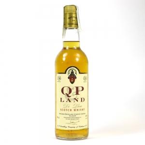 QP Land De Luxe Scotch Whisky Front