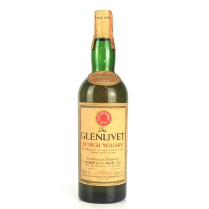 Glenlivet 12 Year Old 1960s / Baretto Import