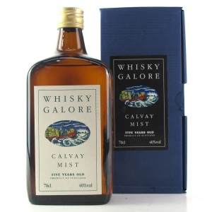 Whisky Galore Calvay Mist 5 Year Old