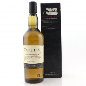 Caol Ila Natural Cask Strength / 61.6%