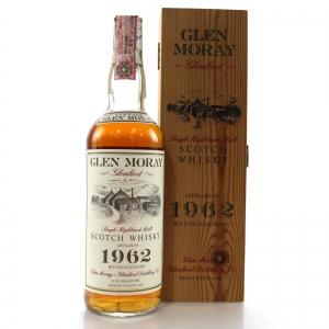 Glen Moray 1962 27 Year Old / Barone Ricasoli Import