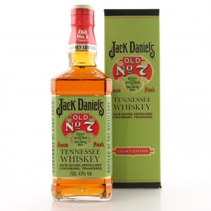 Jack Daniel's Old No.7 Legacy Edition