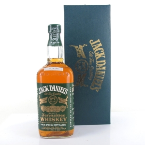 Jack Daniel's Green Label Gift Box 75cl / Japanese Import