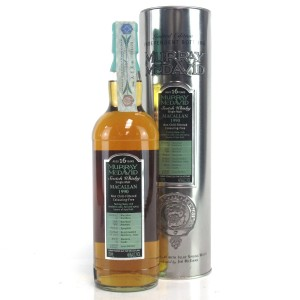 Macallan 1990 Murray McDavid 16 Year Old