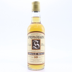 Springbank 10 Year Old 35cl