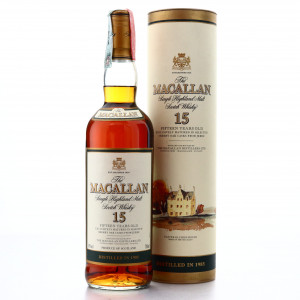 Macallan 1985 15 Year Old