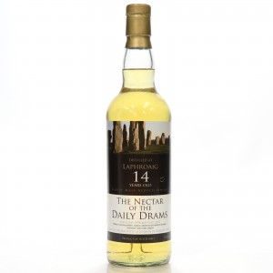 Laphroaig 1998 The Nectar of the Daily Drams 14 Year Old / LMDW