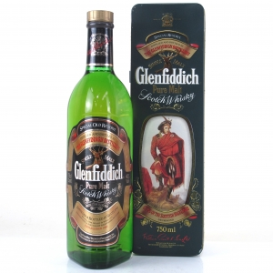 Glenfiddich Clans of the Highlands 75cl / Clan Drummond