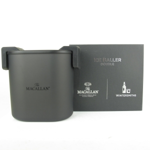 Macallan Ice Bucket with Double Ice Baller