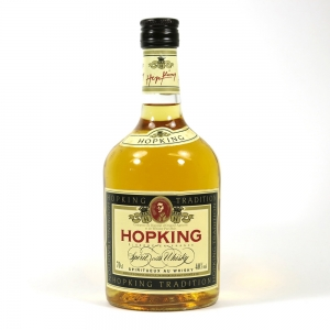 Hopking / Spirit With Whisky Front
