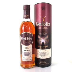 Glenfiddich Malt Masters Edition Batch 01/11